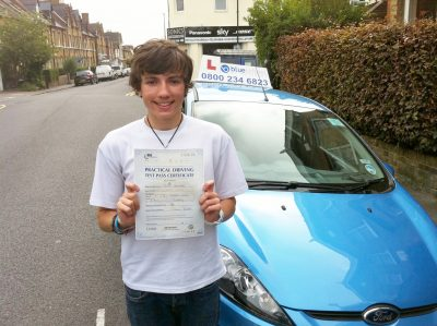 Intensive Driving Lessons and Courses
