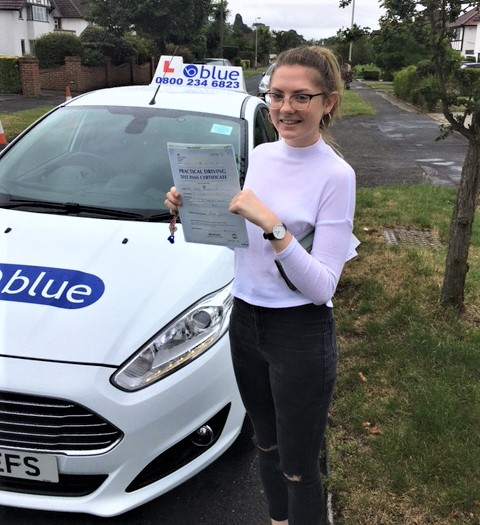 Iver Driving Lessons for Alice Franklin