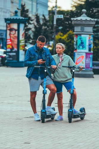 Lesser Considered Electric Scooter Benefits