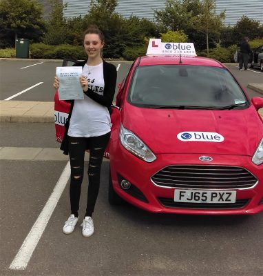 Lightwater Driving Lessons for Kara Hughes