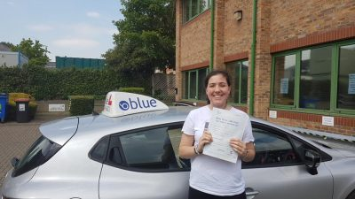 Lightwater Driving Lessons for Sophie Slimm
