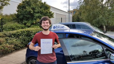 Lightwater Driving test for Alex Hills