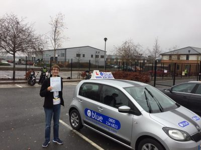 Driving Lessons in Yateley