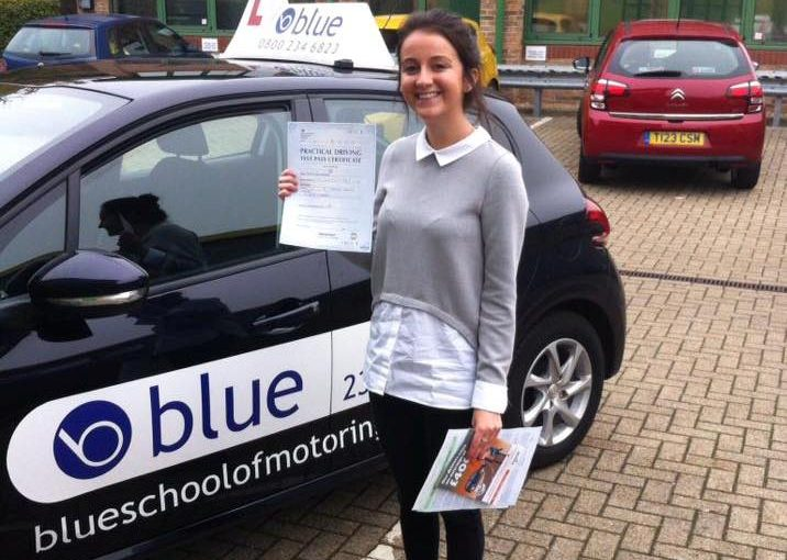 Warfield Driving Lessons for Mellisa Maughan