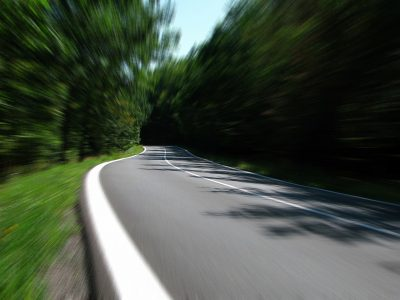 No need for speed Driver caught driving 120mph in 20mph zone