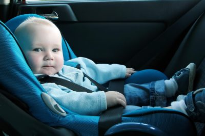 Parents confused by car seat laws