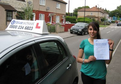Driving Lessons In Slough