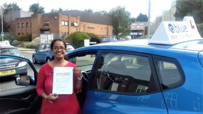Reading Driving Lessons for Shakuntala