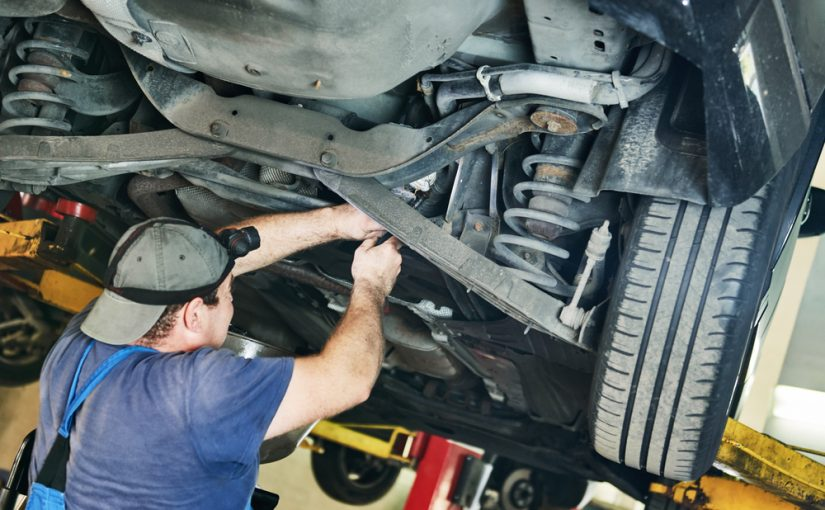 Why Would You Go For Suspension Repairs?