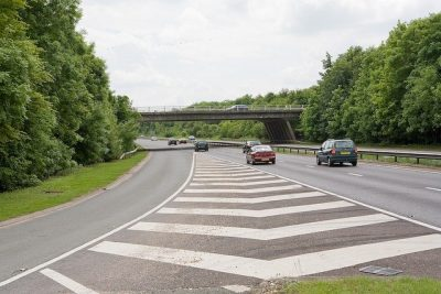 The Tricks To Joining A Motorway Safely