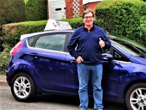 Tony Cross Driving Instructor Taunton, Somerset