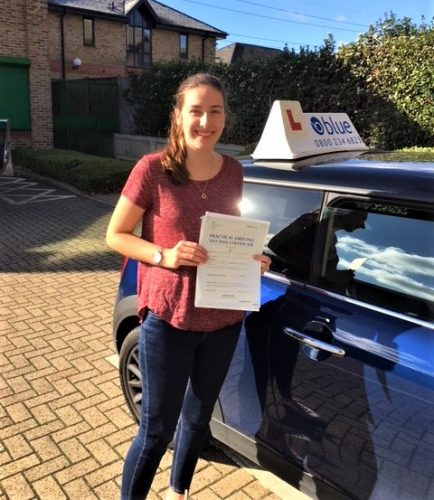 Warfield Driving Lessons for Brooke Tinniswood