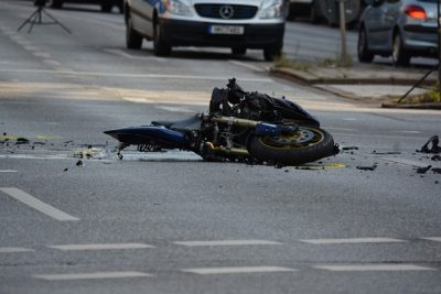 What to do When You're Involved in a Motorcycle Accident