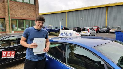 Windlesham Driving Test Tom Walker