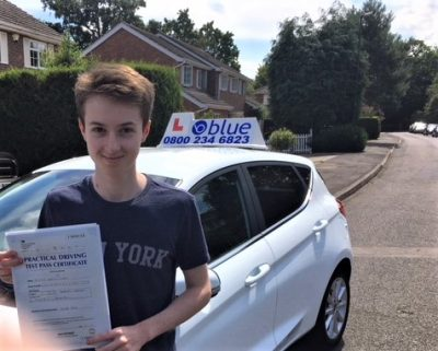 Windsor Driving Lessons for Alfie Ingram