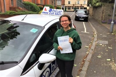 Windsor Driving Lessons for Connie Feyerherm