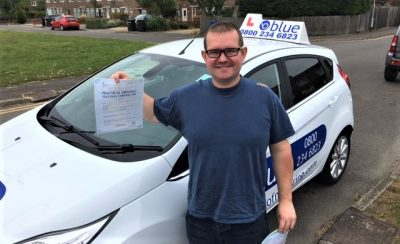 Windsor Driving Lessons for Ian Giddings