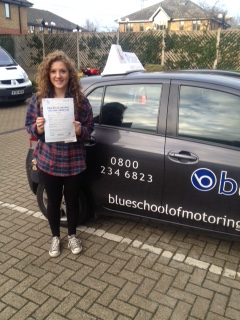 Driving Lessons in Woodley
