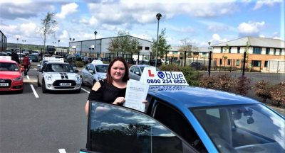 Yateley Driving Lessons for Cara-Lee Privett