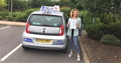 Yateley Driving Lessons for Lauren Beare