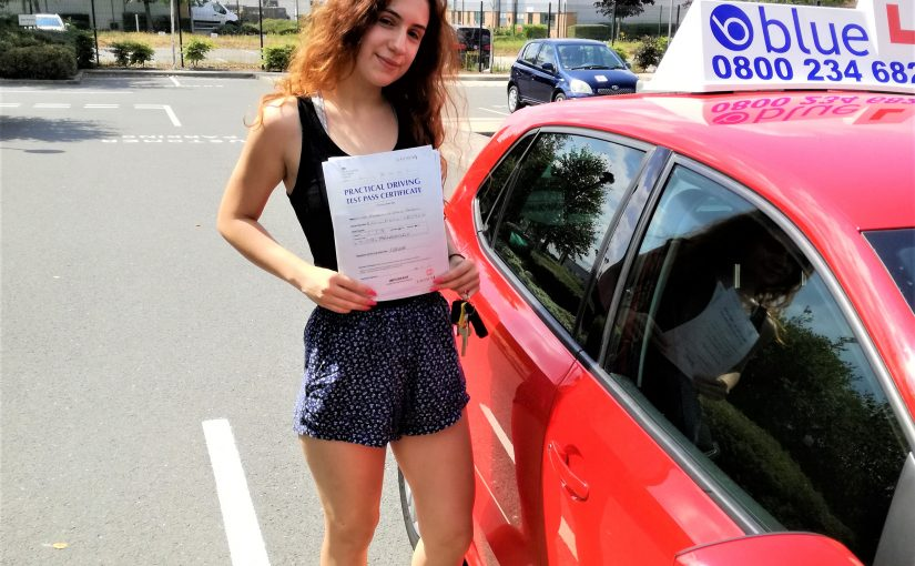 Yateley-Driving-Test-Pass-for-Rebecca-Beoni