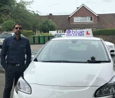 Zia Abassi Driving Instructor Slough