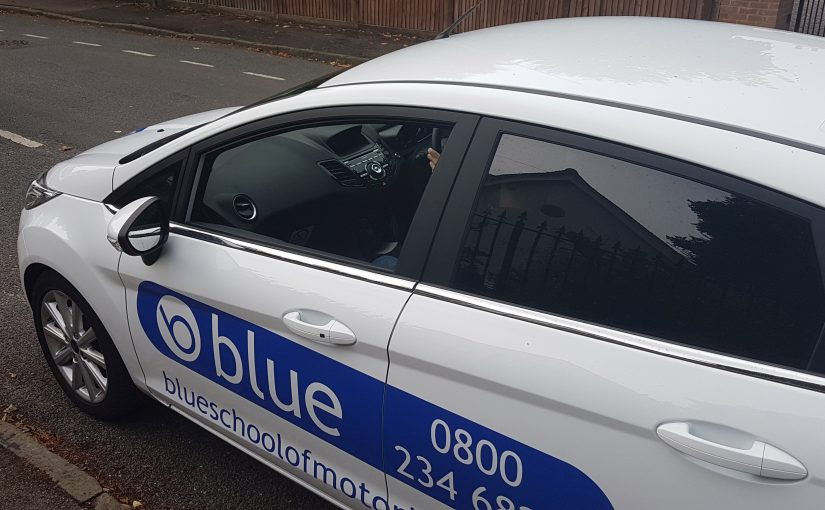 blue driving school farnborough
