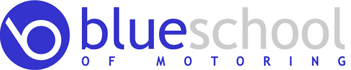 learn to drive with blue school of motoring