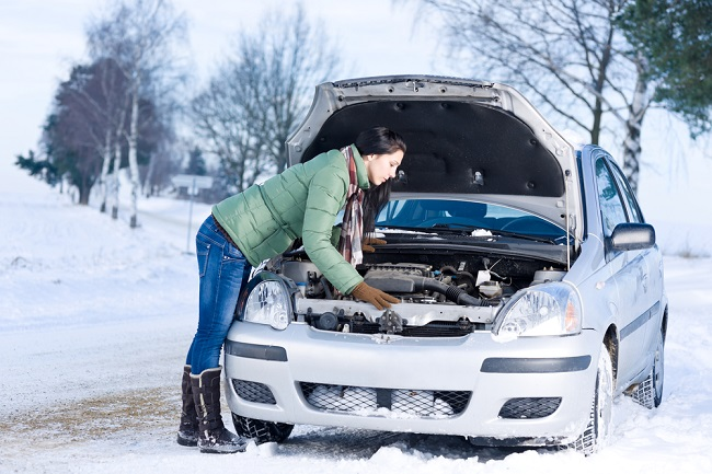 How to prepare your Car for Winter Road Conditions?