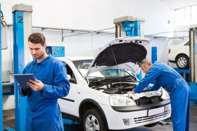 car-repair-winter