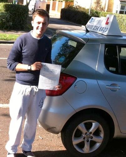 First Time Driver Insurance Quotes: Ben Ashton, Mortimer, Berkshire