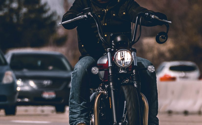 What to do if you've been in a motorbike accident