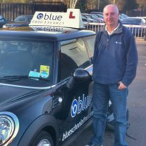 mark brackstone bracknell driving instructor