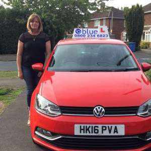 vanessa pratt farnborough driving instructor